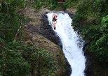 Amazing Mega Zipline (25 lines) over 11 Waterfalls. Puntarenas, COSTA RICA