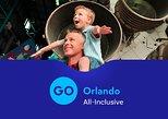 Tarjeta Go Orlando con acceso a todas las atracciones incluyendo el Centro Espacial Kennedy y LEGOLAND. Orlando, FL, ESTADOS UNIDOS