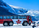 Columbia Icefield Tour from Jasper with Glacier Skywalk Ticket,