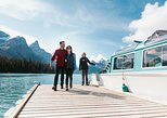 Maligne Lake Cruise. Jasper, CANADA
