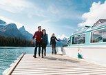 Crucero por el lago Maligne. Jasper, CANADA