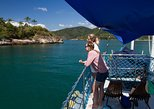 Boat tour experience with snorkel & LUNCH. Paraty, BRAZIL