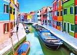 Murano, Burano and Torcello Half-Day Sightseeing Tour. Venice, ITALY