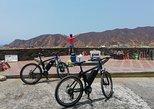 Tour E-Bike Playa Grande. Santa Marta, COLOMBIA