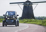 Drive it yourself electric Countryside and Windmill GPS audio tour. Alkmaar, HOLLAND