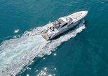 Capri Luxury Boat Tour Full Day by private boat Sunkeer 60. Capri, ITALY