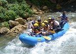 Excursión a la costa en rafting en el río Falmouth a Río Bueno. Trelawny, JAMAICA