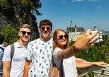 Neuschwanstein and Linderhof Royal Castles Tour from Munich,