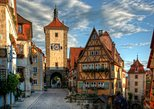 Romantic Road, Rothenburg, and Harburg Day Tour from Munich,
