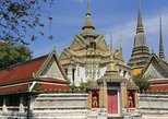 Bangkok 3-Temple Private Tour with Reclining Buddha at Wat Pho. Pattaya, Thailand