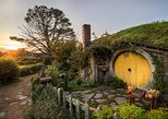 Waitomo Caves and The Lord of the Rings Hobbiton from Auckland. Auckland, New Zealand