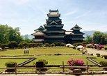 1-Day Matsumoto Castle & Local Food Experience Tour. Nagano, JAPAN