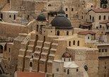 Mount of Temptation, Saint George Monestary, Saint Saba & Bethlehem One Day Tour, ,