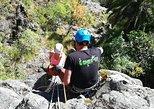 Actividades multiaventura, senderismo, escalada, rapel, descenso de barrancos. San Sebastian de La Gomera, ESPAÑA