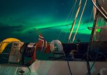 Northern Light Sailing Chase. Bodo, NORWAY