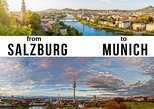 Private Transfer from Salzburg to Munich with 2 Sightseeing Stops, Salzburgo, AUSTRIA
