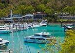 Passe Hopper às Whitsunday Islands. Airlie Beach, Austrália