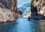 Green Canyon Full-Day All Inclusive Boat Trip. Alanya, Turkey