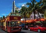 Miami Hop-On Hop-Off Double-Decker Big Bus Tour with Beaches,