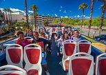 Excursão turística pela cidade de Joanesburgo em ônibus panorâmico. Johannesburgo, África do Sul