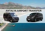 Antalya Beldibi Hotels to Antalya Airport AYT Transfers, Kemer, TURQUIA
