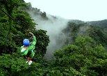 Half-Day Zip Line Small-Group Guided Adventure from La Fortuna. La Fortuna, COSTA RICA