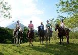 Horseback Ride to La Fortuna Waterfall in Arenal, ,