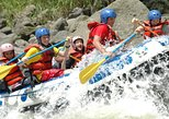 Pacuare River White-Water Rafting from San Jose,