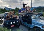 Jeep Tour Cachoeiras e Alambique - Percurso completo - Paraty by Jango Tour. Paraty, BRASIL