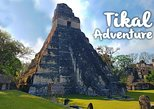 Tikal Day Tour with Lunch from Flores. Flores, Guatemala
