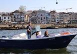 Tour privado no Douro (1 a 4 pessoas) num barco só para si. Oporto, PORTUGAL