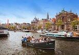 Haarlem: Hop-On Hop-Off Boat Cruise. Haarlem, HOLLAND