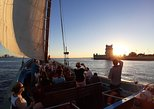 River Tagus Sunset Cruise in Lisbon,