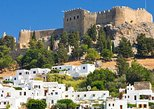 BEST OF RHODES - HALF DAY PRIVATE TOUR - max 4 people. Rhodes, Greece