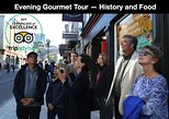 Evening Gourmet Tour 5 Course Dinner - History and Food in Old Quebec City. Quebec, CANADA