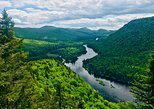 Guided Food Hike in Jacques-Cartier National Park, Quebec, CANADA