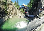 Swiss Alps Grimsel Canyoning Experience from Interlaken. Interlaken, Switzerland