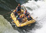 White Water Rafting on the Zambezi River. Cataratas Victoria, Zimbabwe