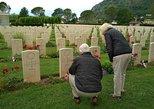75th anniv. Monte Cassino Battlefields Tour. Gaeta, ITALY