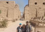 Private Day Tour To Luxor from Cairo by Plane,tours,sailing felucca&camel ride.. El Cairo, Egypt