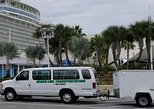 MCO airport/hotels to and from Port Canaveral/Cocoa Beach (One Way Private). Cocoa Beach, FL, UNITED STATES