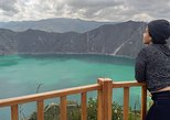 QUILOTOA (The Magic Lagoon) DIRECT. Ba�os, ECUADOR
