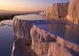 Pamukkale Small Group Tour From Kusadasi. Pamukkale, Turkey