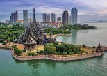 Pattaya : The Sanctuary of Truth Entrance fee and round trip transfer option. Pattaya, Thailand
