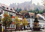 Guia brasileiro em Heidelberg | Privativo em português de trem,
