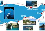 Capri: Boat Tour, Priority Tickets & Blue Grotto (Optional). Capri, ITALY