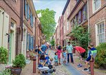 Old City Walking Tour in Philadelphia. Filadelfia, PA, UNITED STATES