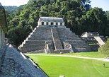 Cascadas de Agua Azul - Cascada de Misol Ha - Zona Arqueológica de Palenque. San Cristobal de Las Casas, MEXICO