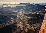 Garrotxa Volcanic Zone Natural Park Hot Air Balloon Flight. Girona, Spain
