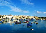 Marsaxlokk Market and Blue Grotto guided tour, ,